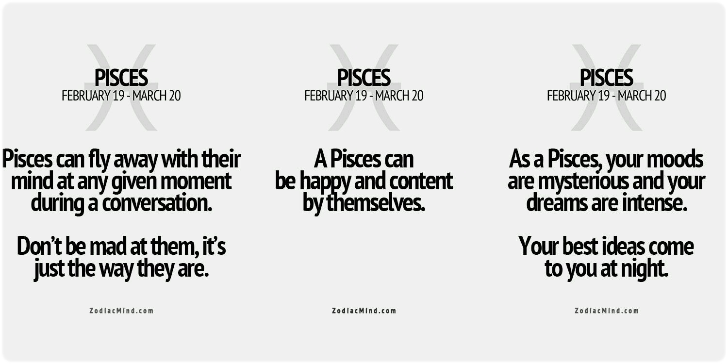 Pisces what to know about The Pisces